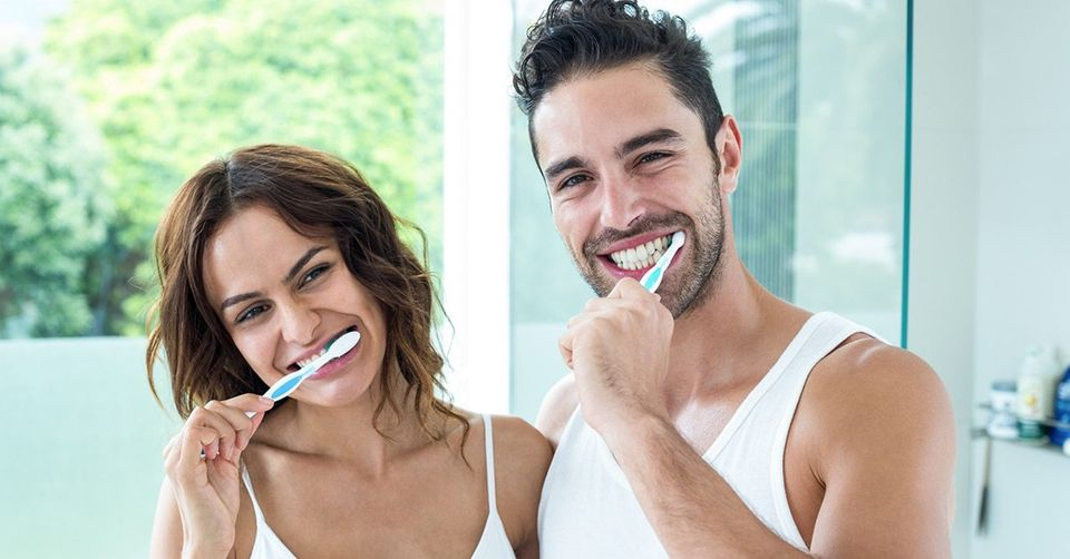 Prevention of Receding gums