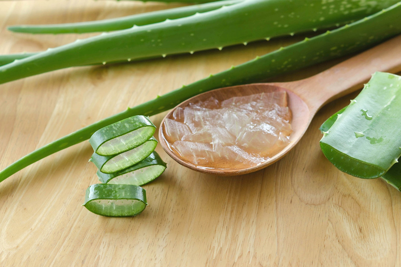 Natural Aloe Vera Gel